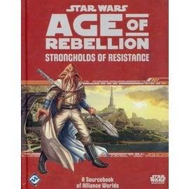 Fantasy Flight Star Wars: Age of Rebellion: Strongholds of Resistance