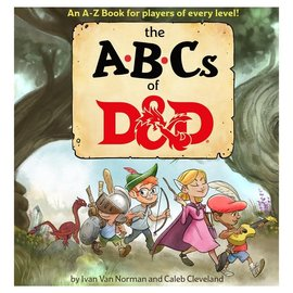Random House The ABCs of D&D