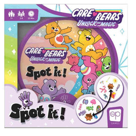Asmodee Spot It! Care Bears