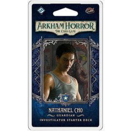 Fantasy Flight Arkham Horror LCG: Nathaniel Cho Starter Deck