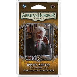 Fantasy Flight Arkham Horror LCG: Harvey Walters Starter Deck