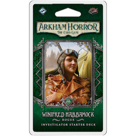 Fantasy Flight Arkham Horror LCG: Winifred Habbamock Starter Deck