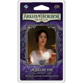 Fantasy Flight Arkham Horror LCG: Jacqueline Fine Starter Deck