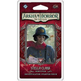 Fantasy Flight Arkham Horror LCG: Stella Clark Starter Deck