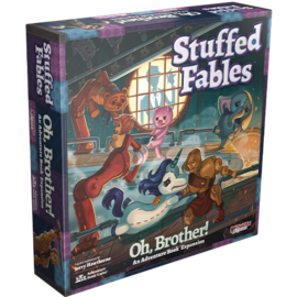 Plaid Hat Games Stuffed Fables: Oh Brother!