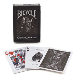 Bicycle Standard Playing Cards (Poker) - Guardians