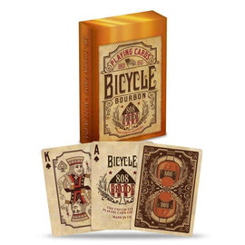 Bicycle Standard Playing Cards (Poker) - Bourbon
