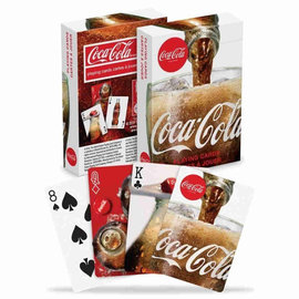 Bicycle Standard Playing Cards (Poker) - Coca-Cola