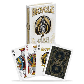 Bicycle Standard Playing Cards (Poker) - 1885