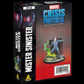 Fantasy Flight Marvel: Crisis Protocol - Mister Sinister Character Pack