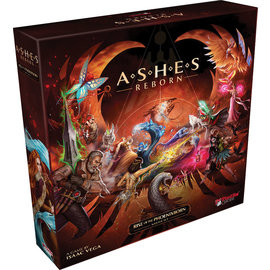 Plaid Hat Games Ashes: Reborn - Master Set