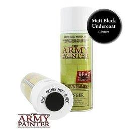 Army Painter Army Painter - Primer - Matt Black Undercoat