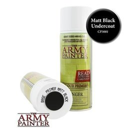 Army Painter Army Painter - Primer - Matt Black