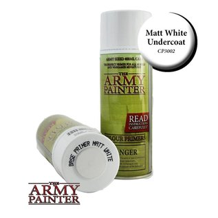 Army Painter Army Painter - Primer - Matt White Undercoat
