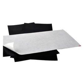 "GaleForce Nine GFB010 Rubber Steel Sheets (5""x8"")"