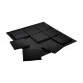 GaleForce Nine Magnetic Bases 40mm Square (9)