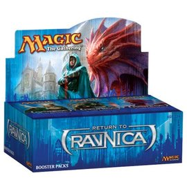 Wizards of the Coast Return to Ravnica Booster Box - German