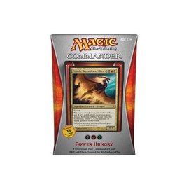 Wizards of the Coast Commander 2013: Power Hungry - Japanese