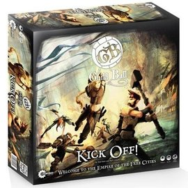 Steamforged Games Guild Ball: Kick Off! 2 Player Starter Box