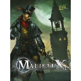 Wyrd Malifaux - 2nd Edition Rule Book