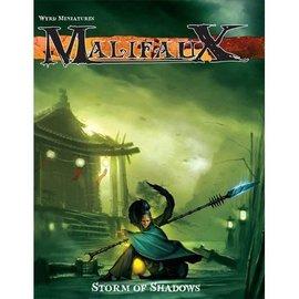 Wyrd Storm of Shadows Rulebook
