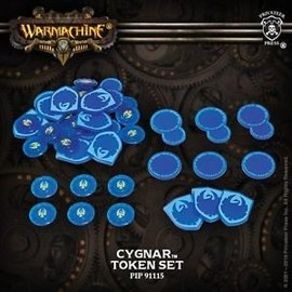 Privateer Press Warmachine - Cygnar - Token Set (MKIII)