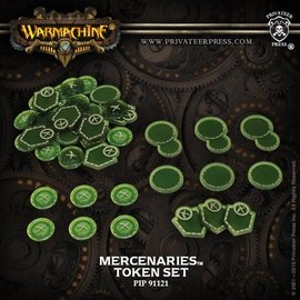 Privateer Press Warmachine - Mercenaries - Token Sen (MKIII)