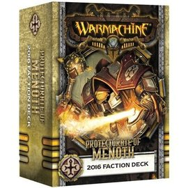 Privateer Press Warmachine - Protectorate of Menoth - Faction Deck (MKIII)