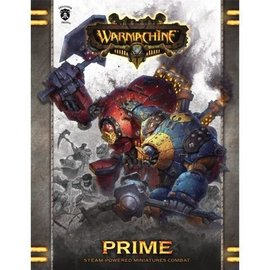 Privateer Press Warmachine - Prime (MKIII)