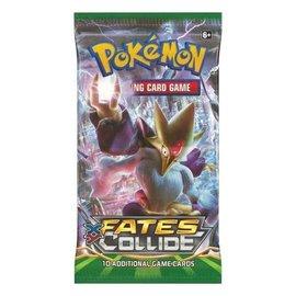 Pokemon International Pokemon XY Fates Collide Booster Pack