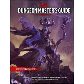 Wizards of the Coast Dungeons and Dragons: 5th Edition Dungeon Master's Guide