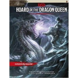Wizards of the Coast Dungeons and Dragons: Hoard of the Dragon Queen