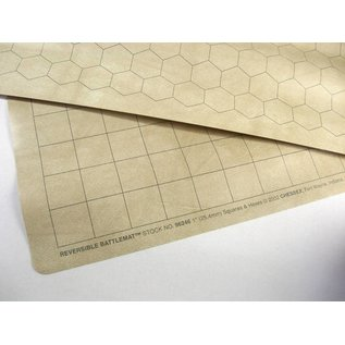 Chessex Reversible Battlemat 1 in Hex/Square
