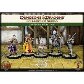 GaleForce Nine Dungeons and Dragons: Collector's Series - Murder in Baldur's Gate