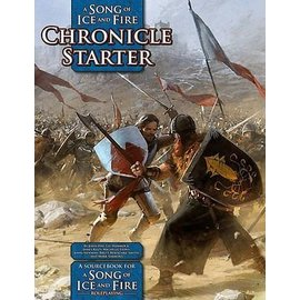 A Song of Ice and Fire RPG: Chronicle Starter Paperback
