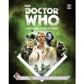 Cubicle 7 Doctor Who: The Fifth Doctor Sourcebook