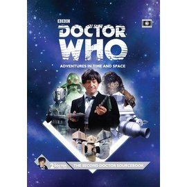 Cubicle 7 Doctor Who: The Second Doctor Sourcebook
