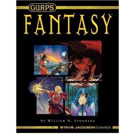 Steve Jackson Games GURPS Fantasy