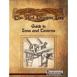 SlugFest Games The Red Dragon Inn - Guide to Inns and Taverns