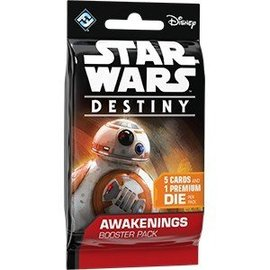 Fantasy Flight Star Wars Destiny: Awakenings Booster Pack