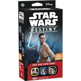 Fantasy Flight Star Wars Destiny: Rey Starter Set