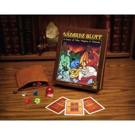 Gold Cauldron Games Wizardz Bluff