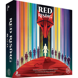 Stonemaier Games Red Rising (Standard Edition)