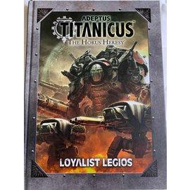 Games Workshop Adeptus Titanicus - Loyalist Legios