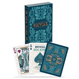 Bicycle Standard Playing Cards (Poker) - Sea King