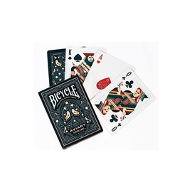 Bicycle Standard Playing Cards (Poker) - Aviary