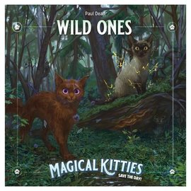 Atlas Games Magical Kitties Save the Day - Wild Ones