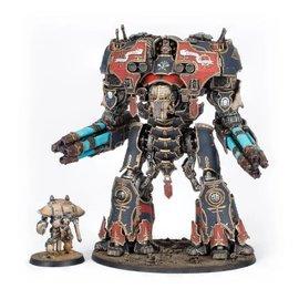 Games Workshop Adeptus Titanicus - Warmaster Titan with Plasma Destructors