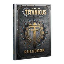 Games Workshop Adeptus Titanicus - The Horus Heresy: Rulebook
