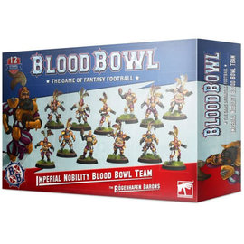 Games Workshop Blood Bowl: Imperial Nobility Team